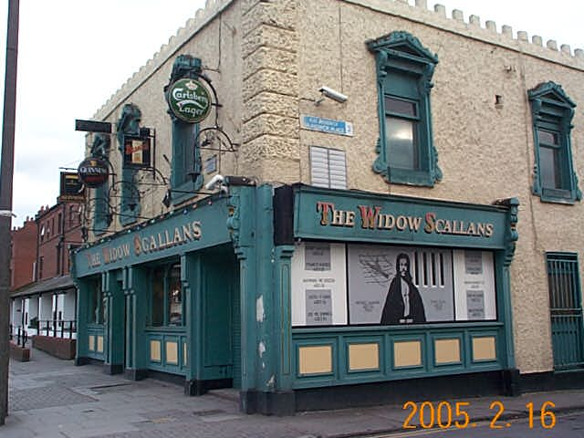 The Widow Scallans Pub, Dublin