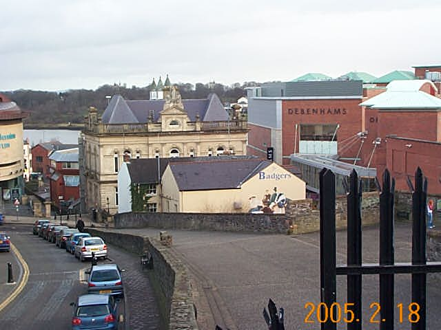 Walls of Derry
