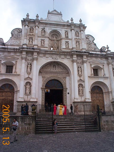 Cathedral, Antigua