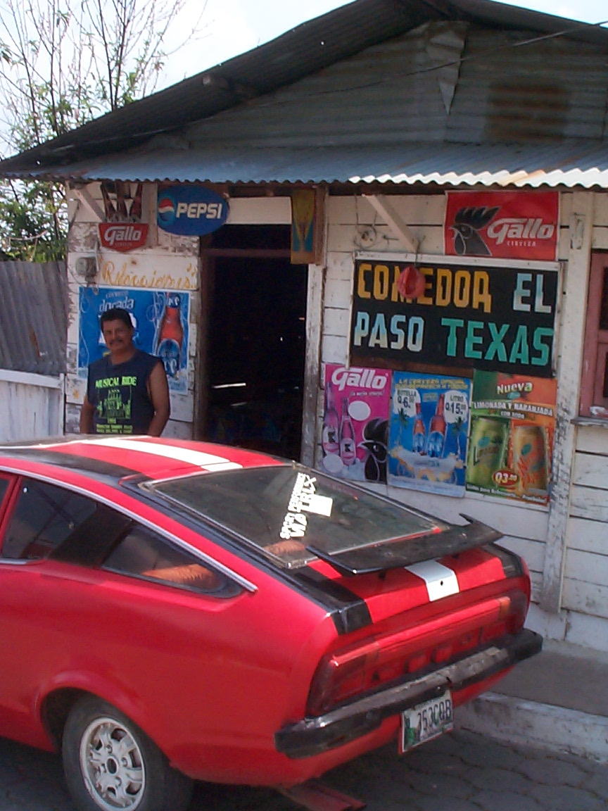 El Paso Texas Comedor